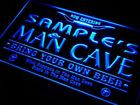 pb-tm Name Personalized Custom Man Cave Beer Bar Neon Light Sign