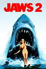 "015 Jaws - The Revenge Class Movie Steven Spielberg 24""x36"" Poster"