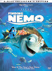 Finding Nemo  2 Disc Collector's Editio DVD - With Insert And Slipcover