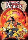 New DVD: Legend of the Dragon volume 1 (one) AMAZING DVD IN ORIGINAL SHRINK WRAP