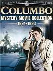 COLUMBO MYSTERY MOVIE COLLECTION 1991-1993 3-DVD Set Peter Falk NEW
