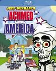 Achmed Saves America (Blu-ray Disc, 2014) Animated Movie from Jeff Dunham