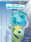 Disney Pixar Monsters, Inc. Collector's Edition ** DVD NEW 2-Discs FactorySealed
