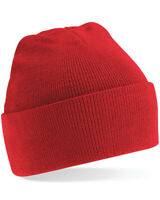 Beechfield Original Cuffed Beanie Caps & Hats Etc All Sizes and Colours