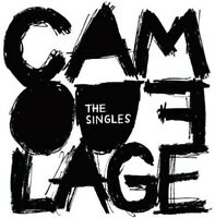CAMOUFLAGE - THE SINGLES USED - VERY GOOD CD