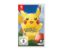 Artikelbild Pokémon: Let's Go Go, Pikachu (Switch)