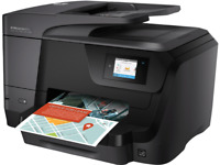 Artikelbild HP OfficeJet Pro 8715 4-in-1 Multifunktionsdrucker Tintenstrahl