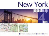 New York PopOut Map [PopOut Maps]