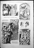 Old Pictures From Christmas Books Captain'S Cabin Chicken Market 1877 Victorian