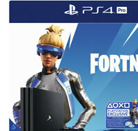 Artikelbild SONY PS4 1TB PRO BLACK FORTNITE NEO VERSA BUNDLE NEU&OVP!