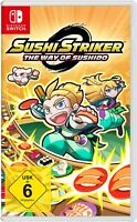 Artikelbild Nintendo Switch Game Sushi Striker: The Way of Sushido