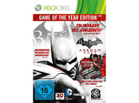 Artikelbild XBOX360 Batman Arkham City Game of the Year Edition