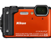 Artikelbild NIKON Coolpix W300 Digitalkamera Orange 16MP TFT-LCD WLAN Kamera