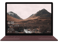 Artikelbild Microsoft Surface Laptop 34,29 cm (13,5 Zoll) Laptop , Bordeaux Rot