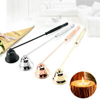 Candle Snuffer Wick Tool Stainless Steel Dipper Extinguish Trimmer Cut ak l