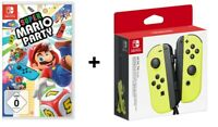 Artikelbild MARIO Party + Joy Con Gelb