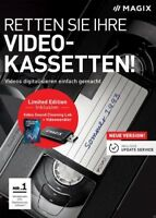 Artikelbild 2292905 MAGIX Retten Sie Ihre Videokassetten inkl. Video Sound Cleaning Lab