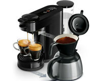 Artikelbild Philips Senseo HD6591/69 Switch 2-in-1 Kaffeemaschine + 100 Kaffeepads