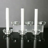 Candlesticks for Dining Room Wedding Table Tea Light Centerpieces Good Quality