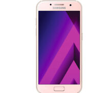 Artikelbild Samsung Galaxy A3 2017 Smartphone 16 GB 4.74 Zoll Peach Cloud LTE Android 6.0