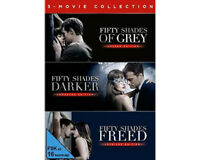 Artikelbild Fifty Shades of Grey - 3-Movie Collection - DVD