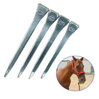 100pcs Steel Horseshoe Nails For Stained Glass Horse Race