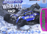 Artikelbild Jamara Whelon Monstertruck 1:12 4WD Lilon 2,4G Blau