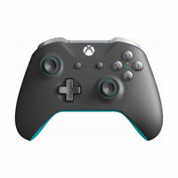 Artikelbild Microsoft Xbox One S Wireless Controller Grey Blue Xbox One PC NEU OVP