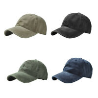 4 Colors Unisex Personalised Fashion Cotton Baseball Classic Adjustable Cap Hat