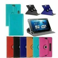 """360 Rotate Universal Case Cover For All Amazon Kindle Fire 7,10 7""""10""""Tablet"""