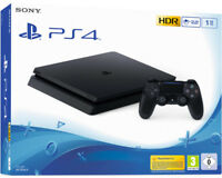 Artikelbild Sony Playstation 4 - PS4 500GB BLACK