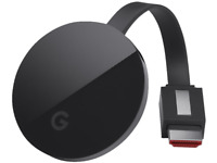 Artikelbild GOOGLE Chromecast Ultra Streaming Player 4K UHD Ultra HD HDR