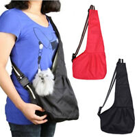 Pet Carrier Pet Sling Front Pack Dog Puppy Carrying Travel Bag Tote Bag OK