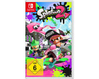 Artikelbild Nintendo Switch Splatoon 2 Spiel OVP