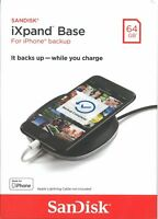 Artikelbild SANDISK iXpand™ Base 64 GB iPhone Backup Dockingstation Dock