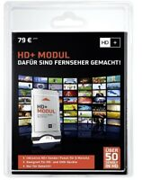 Artikelbild HD+ CI+ Modul mit HD+ Karte 6 Monate Receiver UHD Plus ASTRA-HD Satellit UltraHD