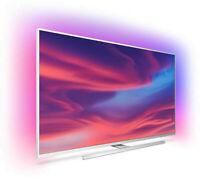 "Artikelbild Philips 50 PUS 7334/12 127 cm (50"") 4K UHD Ambilight LED Smart TV PVR Time-Shift"