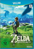 Artikelbild The Legend of Zelda: Breath of the Wild - Nintendo Wii U #3765#