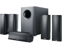 Artikelbild Canton Movie 365 5.1 Surround-System aktiver Subwoofer Schwarz NEU&OVP