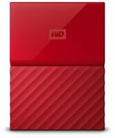 Artikelbild Western Digital MY PASSPORT 4TB Rot