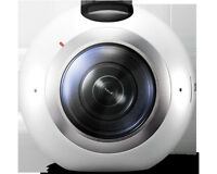 Artikelbild SAMSUNG Gear 360° VR Kamera  Dual Cam WLAN Near Field Communication Weiß