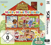 Artikelbild Animal Crossing Happy Home Designer Limited Edition Nintendo 3DS Spiel
