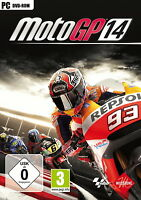 Artikelbild PC Spiel Moto GP 2014 Rennspiel Game Standard Edition Multiplayer