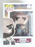 FUNKO POP VINYL | WARCRAFT | ORGRIM 288