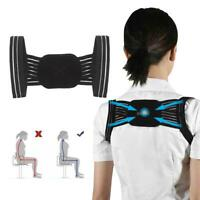 Unisex Breathable Adjustable Humpback Correction Belt for Children Students
