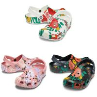 Crocs Classic Printed Floral Clog Unisex Clogs | Slippers | garden shoes - NEW