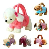4X(3D Dog Bags Kid Toys Handbag 25*10cm I6S2)