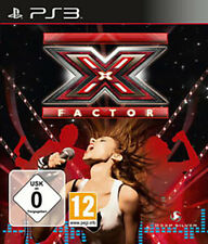 Artikelbild PlayStation 3 - X Factor -  PS3 Game/Spiel
