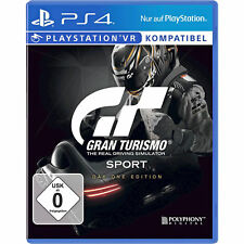 Artikelbild Gran Turismo Sport für Sony PlayStation 4 / PS4 / *** Day 1 Edition *** / NEU