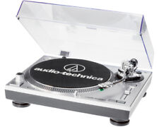 Artikelbild Audio Technica AT-LP 120 USB Plattenspieler Direktantrieb inkl. AT95E silber NEU
